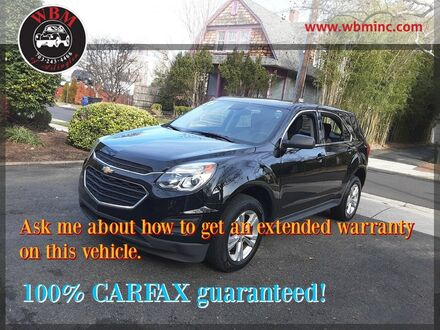 2016_Chevrolet_Equinox_AWD LS_ Arlington VA