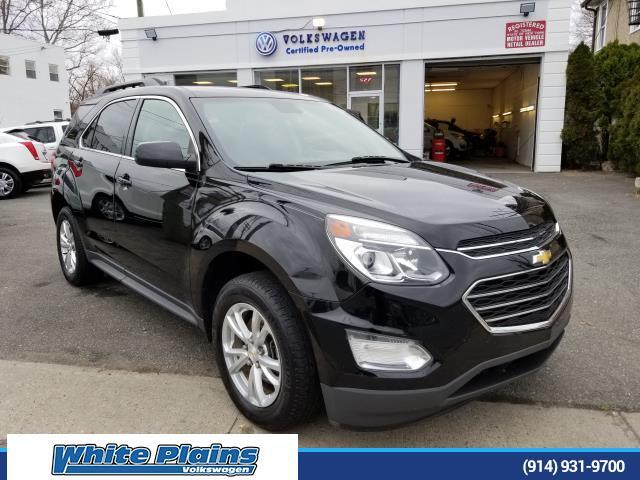 2016 Chevrolet Equinox FWD 4dr LT White Plains NY
