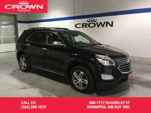 2016_Chevrolet_Equinox_FWD LTZ / One Owner / Local / Loaded / Great Value_ Winnipeg MB