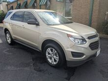 2016_Chevrolet_Equinox_LS 2WD_ Knoxville TN