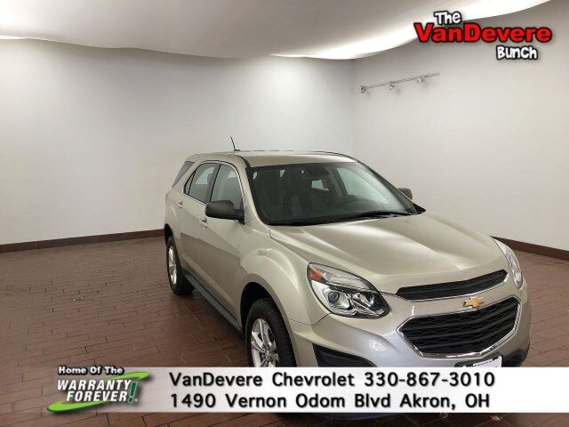 2016 Chevrolet Equinox LS Akron OH