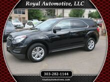 2016_Chevrolet_Equinox_LS_ Englewood CO