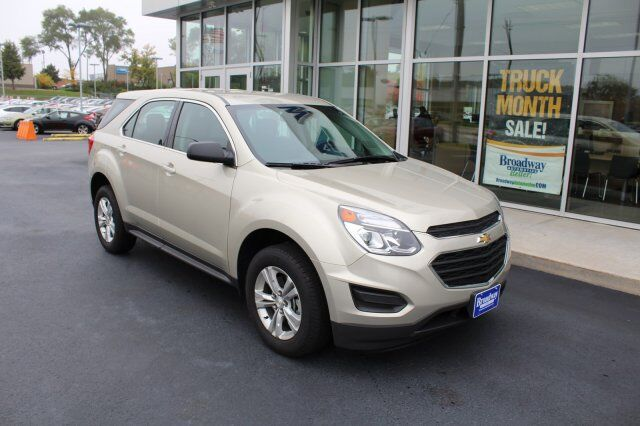 2016 Chevrolet Equinox LS Green Bay WI