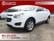 2016_Chevrolet_Equinox_LS_ Hattiesburg MS