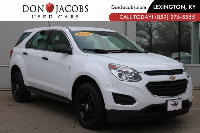 2016 Chevrolet Equinox LS Lexington KY