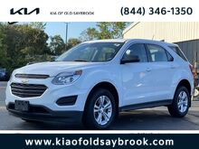 2016_Chevrolet_Equinox_LS_ Old Saybrook CT
