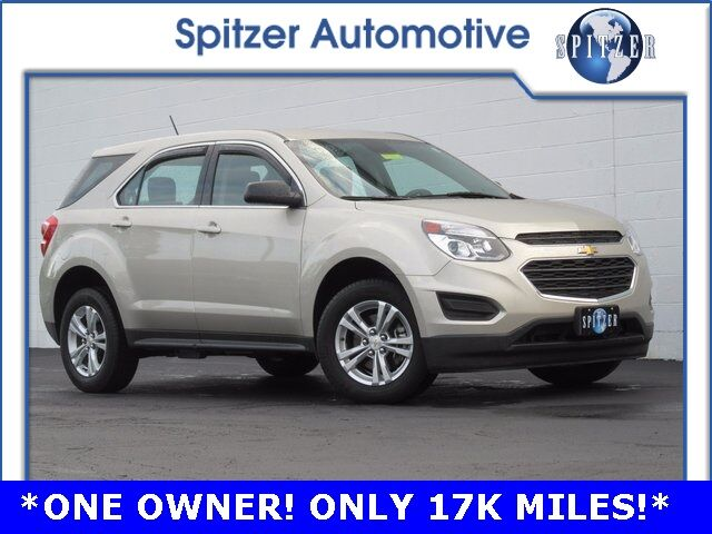 2016 Chevrolet Equinox LS Sheffield OH