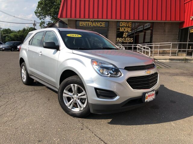 2016 Chevrolet Equinox LS South Amboy NJ