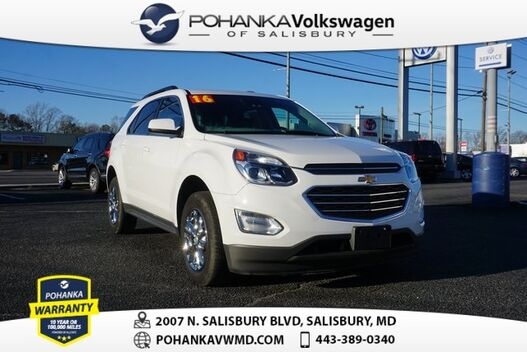 2016_Chevrolet_Equinox_LT ** CLEAN CARFAX ** GREAT ON GAS **_ Salisbury MD