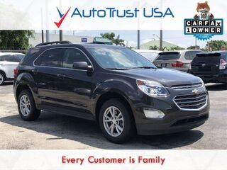 Chevrolet Equinox LT 1 OWNER BACKUP CAM POWER SEAT LT PKG AWD LOW MILES 2016
