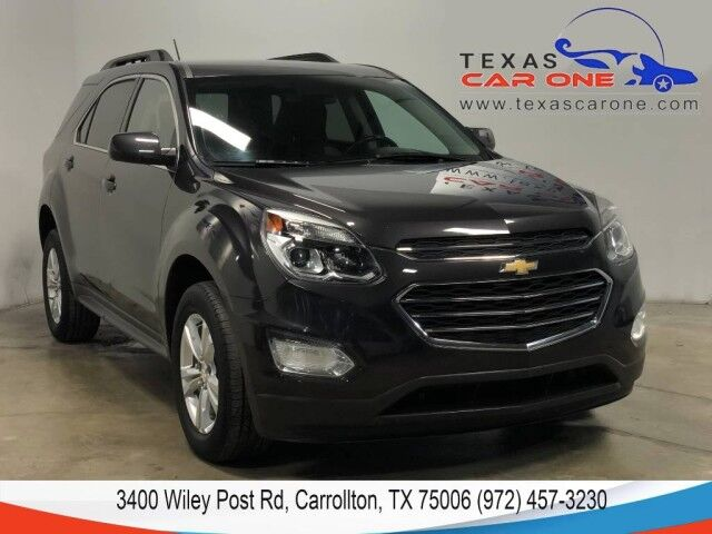 2016 Chevrolet Equinox LT AWD AUTOMATIC HEATED SEATS REAR CAMERA BLUETOOTH POWER DRIVER Carrollton TX