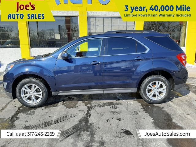 2016 Chevrolet Equinox LT AWD Indianapolis IN