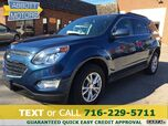2016 Chevrolet Equinox LT AWD w/Back-Up Camera & Low Miles