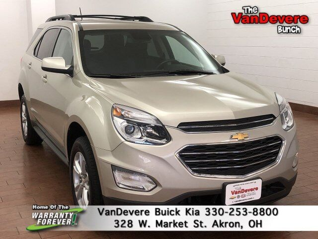 2016 Chevrolet Equinox LT Akron OH
