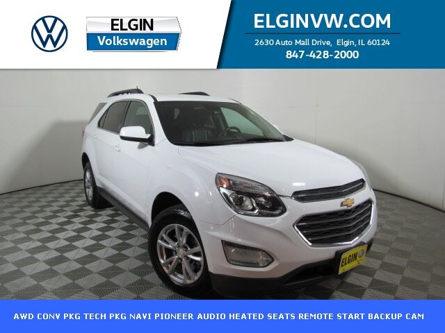 2016 Chevrolet Equinox LT Elgin IL