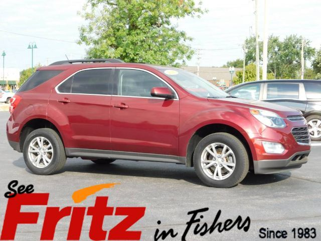 2016 Chevrolet Equinox LT Fishers IN