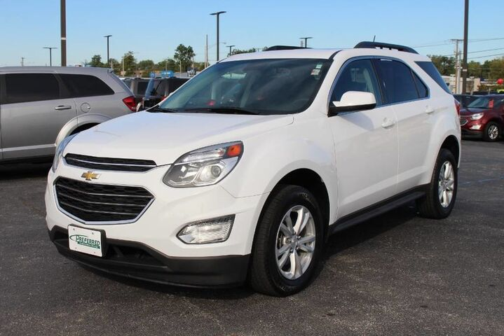 2016 Chevrolet Equinox LT Fort Wayne Auburn and Kendallville IN