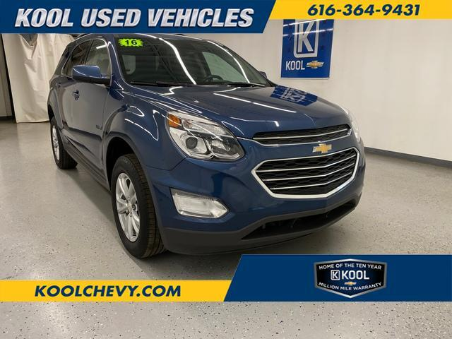 2016 Chevrolet Equinox LT Grand Rapids MI