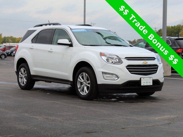 2016 Chevrolet Equinox LT Green Bay WI