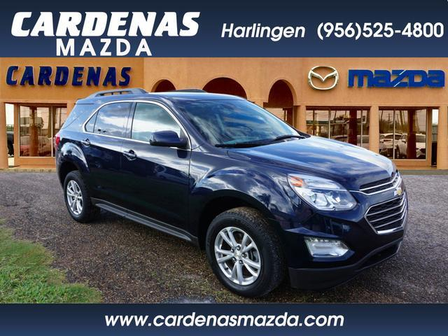 2016 Chevrolet Equinox LT Harlingen TX
