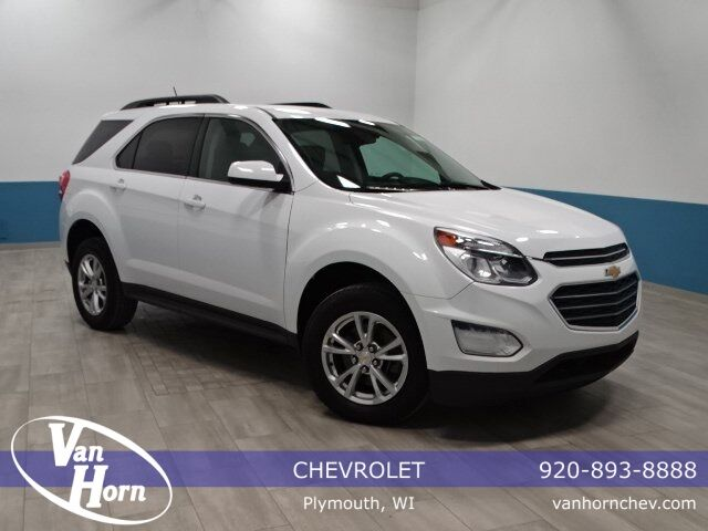 2016 Chevrolet Equinox LT Plymouth WI