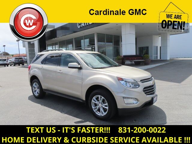 2016 Chevrolet Equinox LT Seaside CA