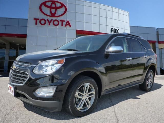 2016 Chevrolet Equinox LTZ Clinton TN