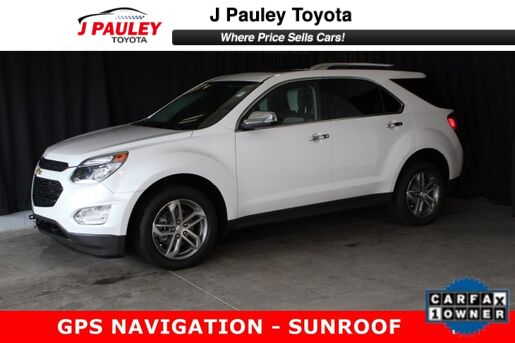2016_Chevrolet_Equinox_LTZ_ Fort Smith AR