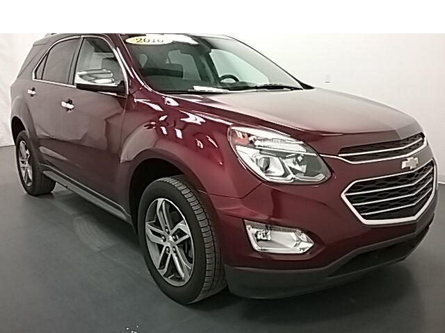 2016 Chevrolet Equinox LTZ Holland MI