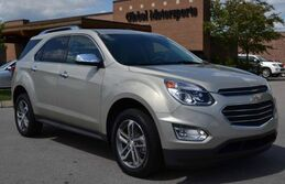 Chevrolet Equinox LTZ/Nav/Rear Cam/Heated Leather Seats/Sunroof/Bluetooth/Like New! 2016