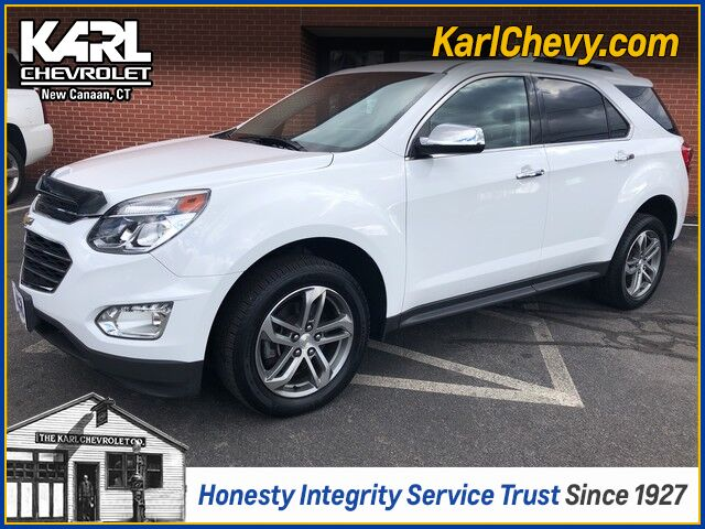 2016 Chevrolet Equinox LTZ New Canaan CT