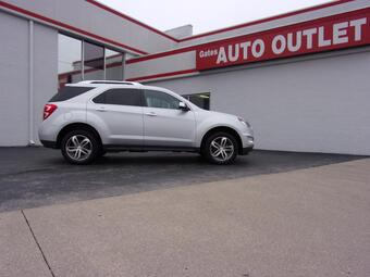2016_Chevrolet_Equinox_LTZ_ Richmond KY