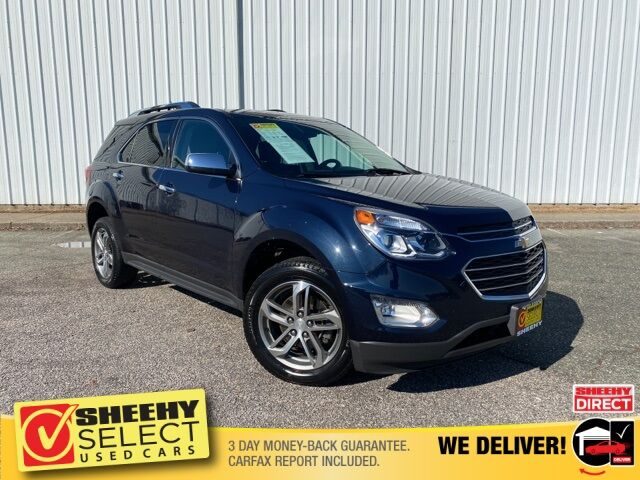 2016 Chevrolet Equinox LTZ Richmond VA