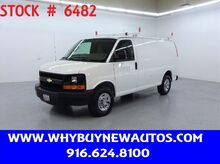 2016_Chevrolet_Express 2500_~ Ladder Rack & Shelves ~ Only 56K Miles!_ Rocklin CA