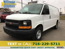 2016_Chevrolet_Express 2500_Cargo Van w/Low Miles_ Buffalo NY