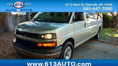 2016 Chevrolet Express LT 3500 Extended Ulster County NY