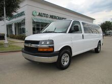 2016_Chevrolet_Express_LT 3500 Extended*15 PASSENGER,POWER OUTLET,REAR CLIMATE CONTROL._ Plano TX