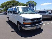 Chevrolet Express Passenger RWD 3500 155