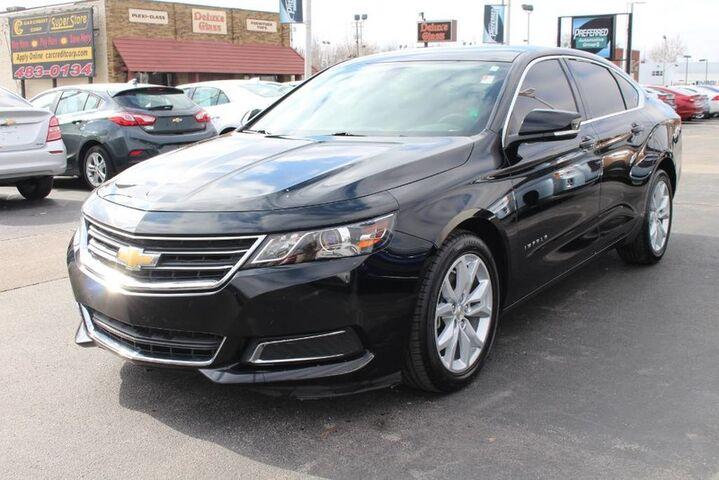 2016 Chevrolet Impala LT Fort Wayne Auburn and Kendallville IN