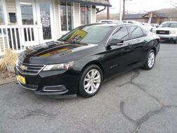 2016_Chevrolet_Impala_LT_ Pocatello and Blackfoot ID