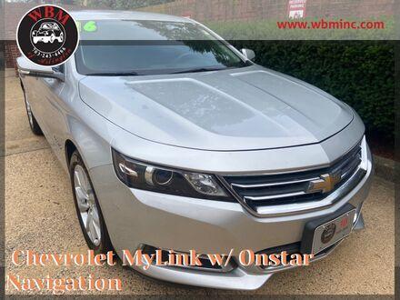2016_Chevrolet_Impala_LT w/ 2LT_ Arlington VA