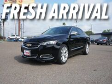2016_Chevrolet_Impala_LTZ_ McAllen TX