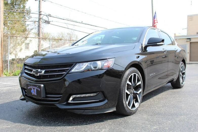 2016 Chevrolet Impala LTZ New Castle DE