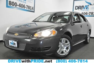 Chevrolet Impala Limited LT 48K REMOTE START ONSTAR 17S CRUISE CONTROL DUAL AC 2016