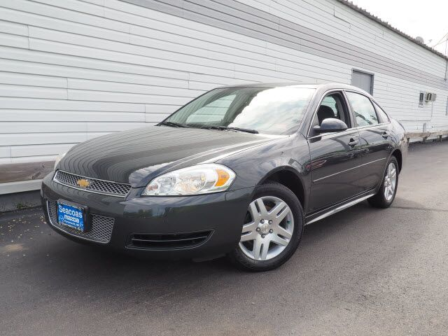 2016 Chevrolet Impala Limited LT Fleet Portsmouth NH
