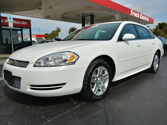 2016_Chevrolet_Impala Limited_LT_ Fort Myers FL