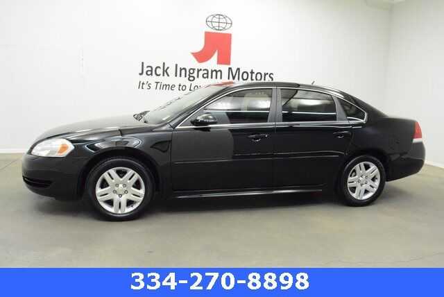 2016 Chevrolet Impala Limited LT Montgomery AL