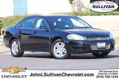 2016_Chevrolet_Impala Limited_LT_ Roseville CA