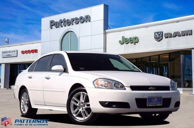 2016 Chevrolet Impala Limited LTZ Wichita Falls TX