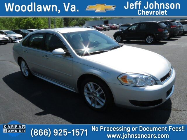 2016 Chevrolet Impala Limited LTZ Woodlawn VA